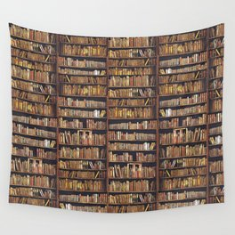 Books, books, books Wall Tapestry