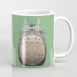 Low Poly Forest Spirit Coffee Mug