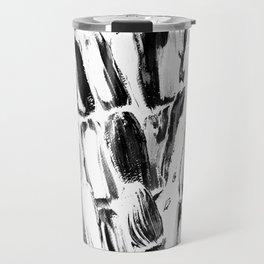 Sugarcane Illustration Travel Mug