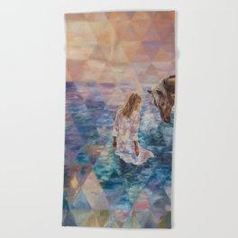 The Secret Seekers Beach Towel
