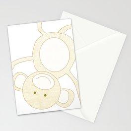 Monkey Jungle Series Print Stationery Cards