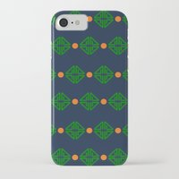 preppy iPhone & iPod Cases featuring Preppy Logo by Lillian Burns