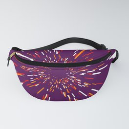 Space Trip 4 Fanny Pack