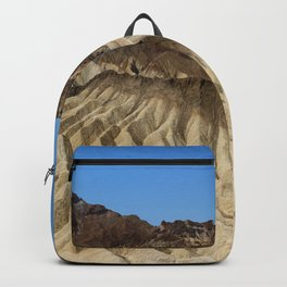The Badlands Of Death Valley Backpack
