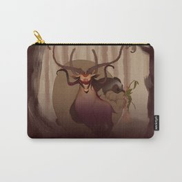 The Night Deer & Pepín le Lapin Carry-All Pouch