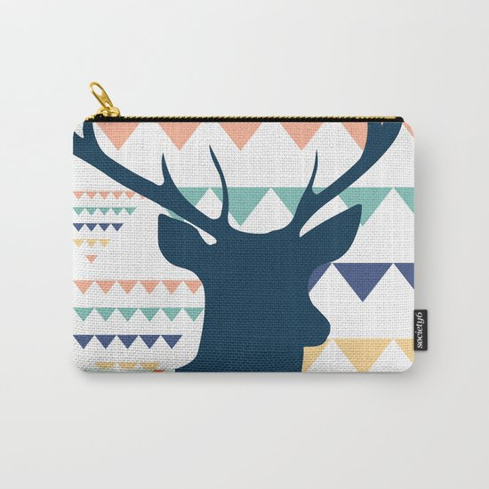 Wild at Heart I Carry-All Pouch