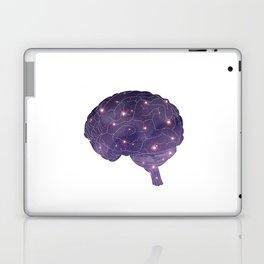 Universe in Brain Laptop & iPad Skin