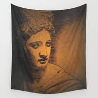 apollo Wall Tapestries featuring Apollo II by Jerry Watkins