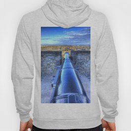 Edinburgh Castle Cannon Hoody