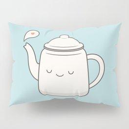 Teapot Pillow Sham