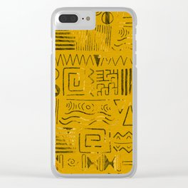 Autumn moods n.22 Clear iPhone Case