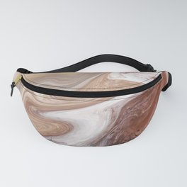 Mars Marble Fanny Pack