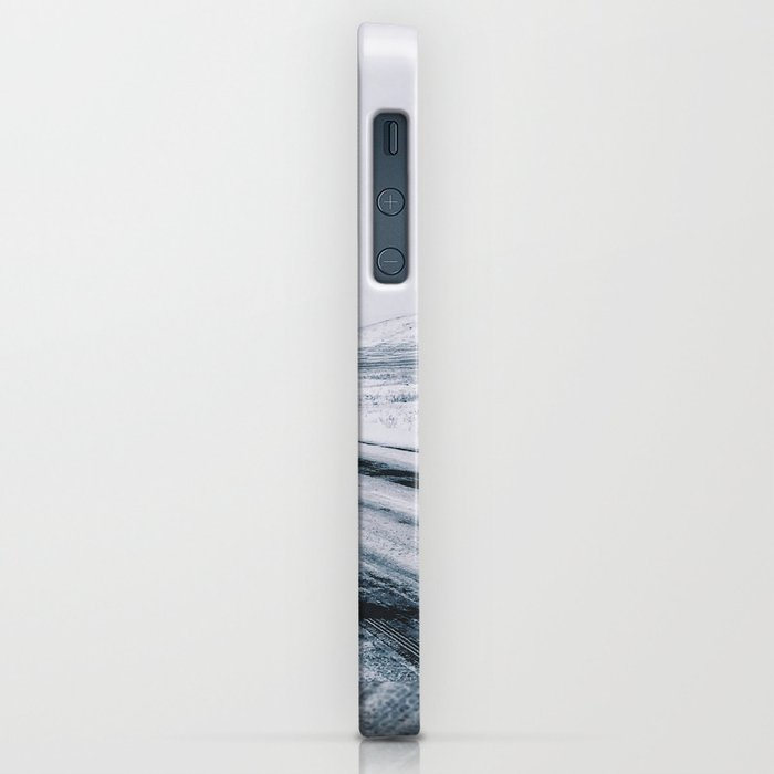 Icy Road iPhone Case