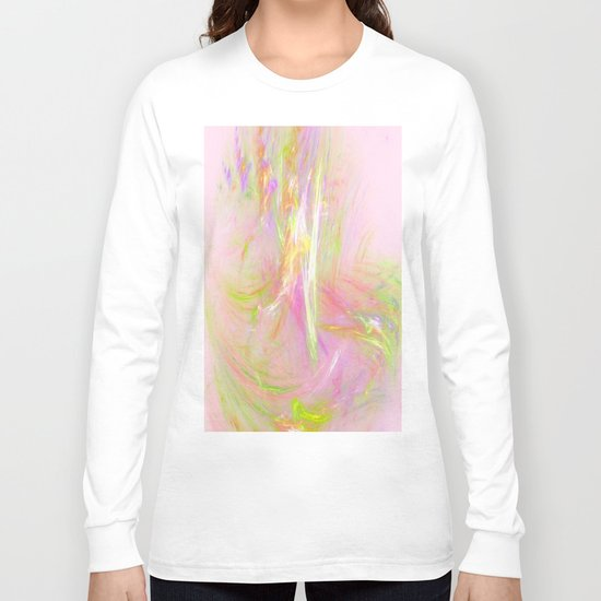 A touch of poetry Long Sleeve T-shirt
