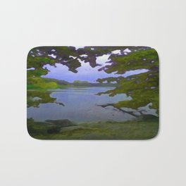 Lakes and Magical Forests Bath Mat
