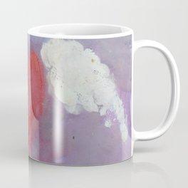 flying heart encaustic Coffee Mug