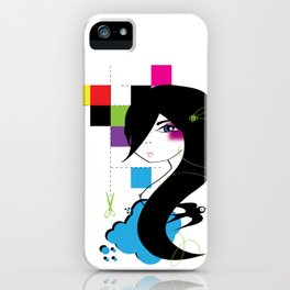 CMYK iPhone Case