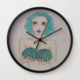 Nice Balls  Wall Clock
