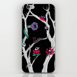 A walk in the woods iPhone Skin