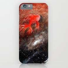 goldfish cosmos Slim Case iPhone 6s