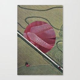 Highways Canvas Print