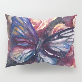 Scent Of Roses Pillow Sham