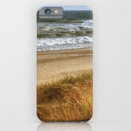 A Day at Hatteras iPhone Case