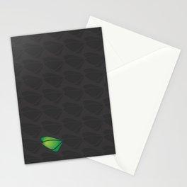 Black - tryout Stationery Cards