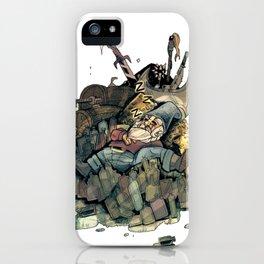 Gnome Chomsky iPhone Case