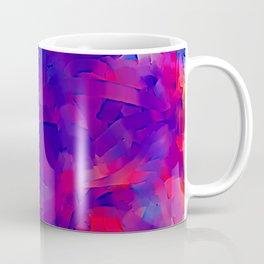 wet knife strokes Coffee Mug