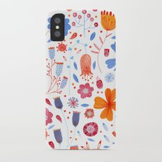 English Meadow Slim Case iPhone X