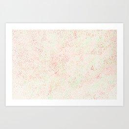 Hanakase Art Print