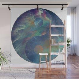 Yin & Yang Wall Mural