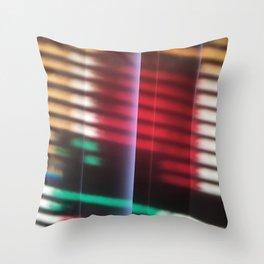 Layers of Light Throw Pillow