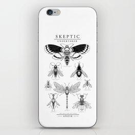 ANOIK Skeptic on Undertaker iPhone Skin