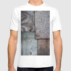 Covers Mens Fitted Tee White MEDIUM