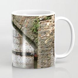 Caerphilly Castle Gate Coffee Mug