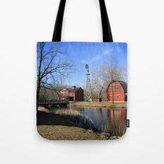Bonneyville Mill Tote Bag