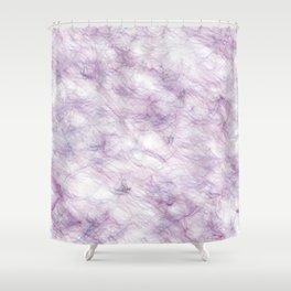 Winds / January 26, 2014 / Boone, North Carolina / Process.2014.10 Shower Curtain