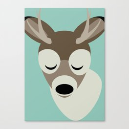 Hert Canvas Print
