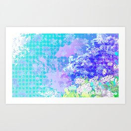 Beauty in Bloom Art Print