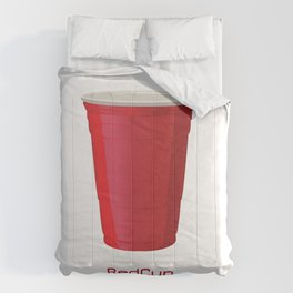 Red Cup Comforters