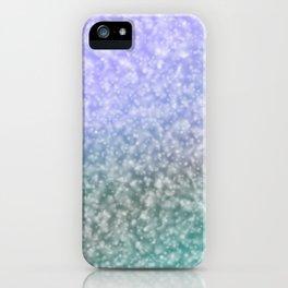 Blueish shades iPhone Case