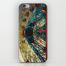 Going Through The Motions iPhone & iPod Skin