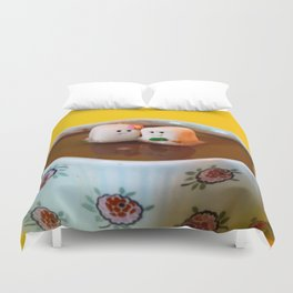 Hot Date Duvet Cover