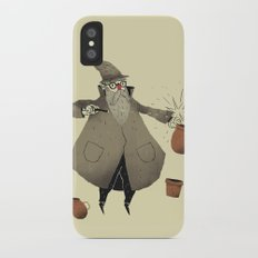 the potter. iPhone X Slim Case