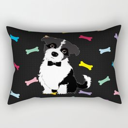 Havanese Rectangular Pillow
