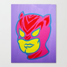 tigirl Canvas Print
