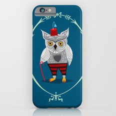 Olaf The Old Grey Owl iPhone 6s Slim Case