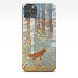 Autumn Fox iPhone Case